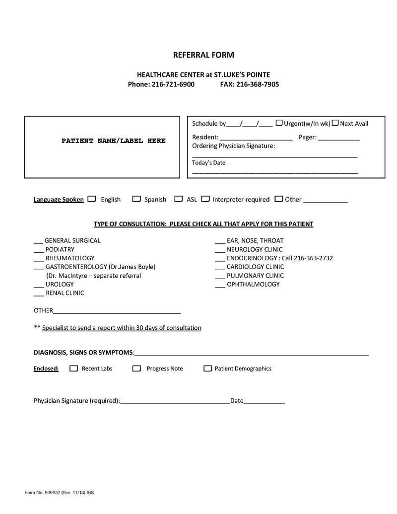 employee referral form template .