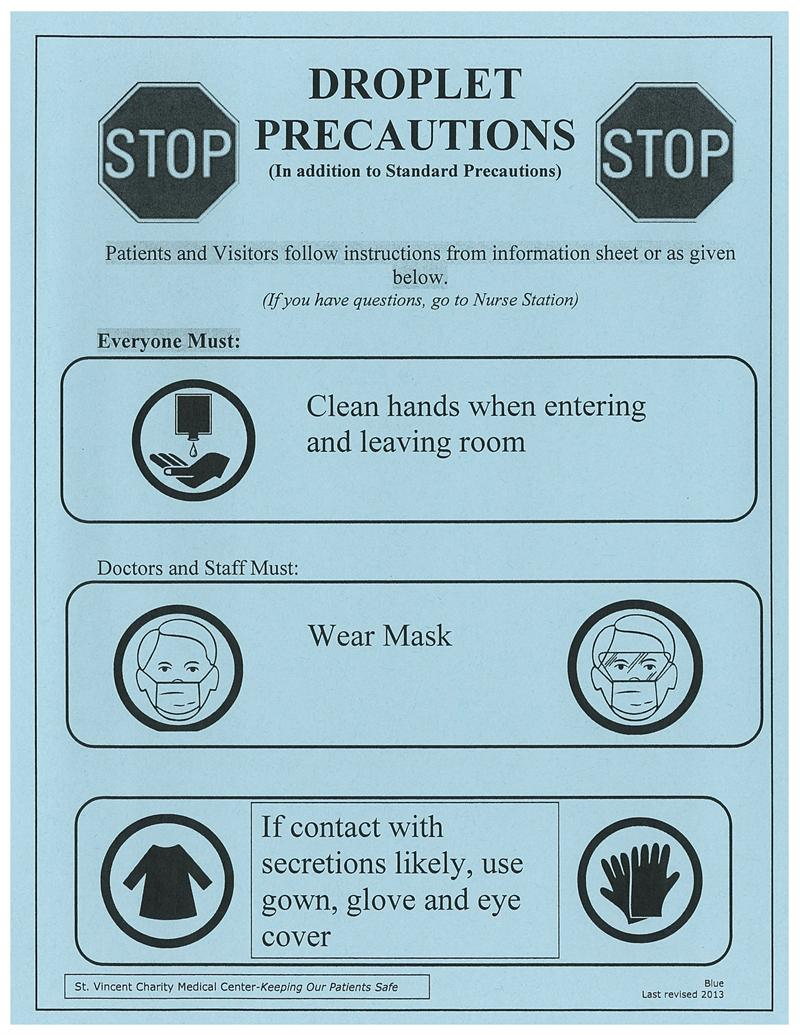 isolation precautions All clinical personnel should observe standard precautions for all patients as part of a routine strategy for infection control in healthcare settings clinicians, nurses, laboratory technicians cdc - guidelines for isolation precautions.